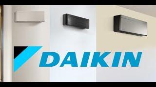Видеообзор кондиционера Daikin Stylish